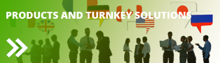 Products and Turnkey Solutions
